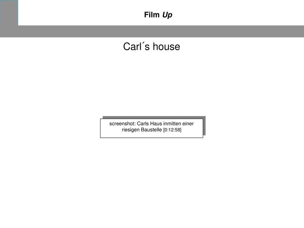 screenshot: Carls Haus inmitten einer riesigen Baustelle [0:12:58]